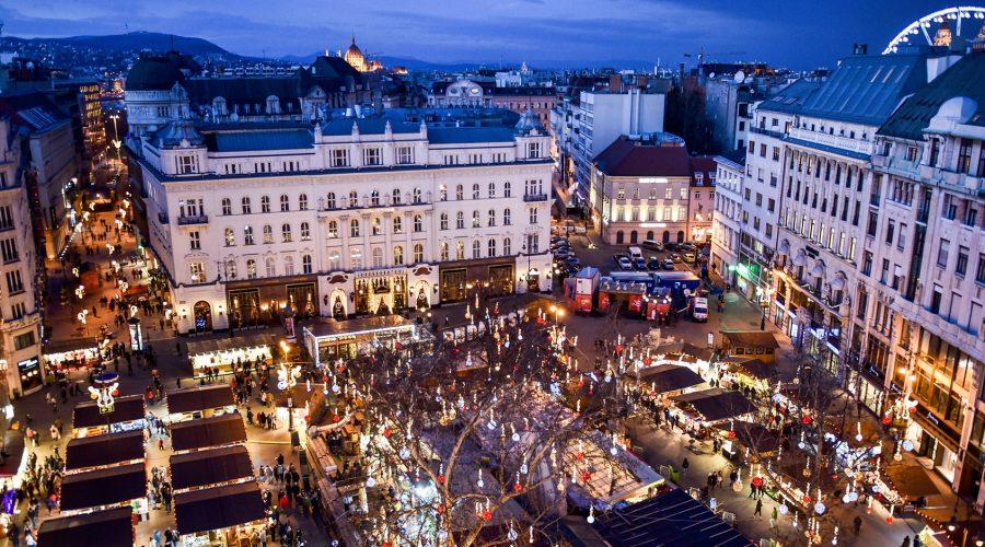 Однодневные туры в Будапешт.
