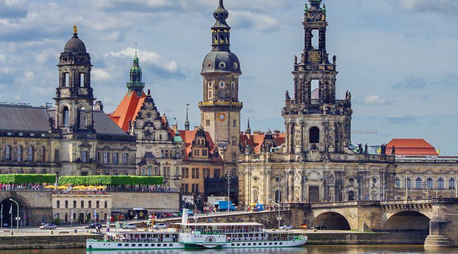 Однодневные туры в Дрезден.