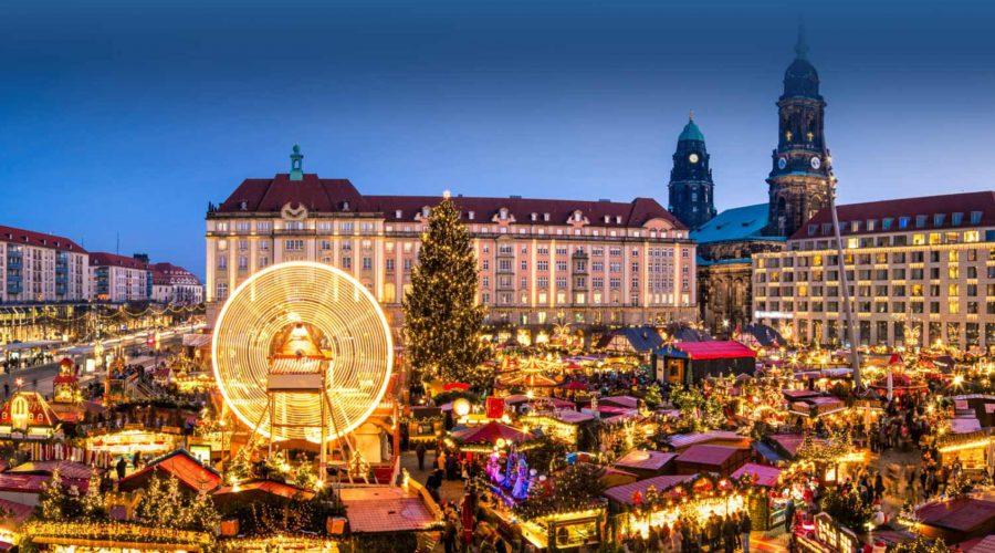 Однодневные туры в Дрезден