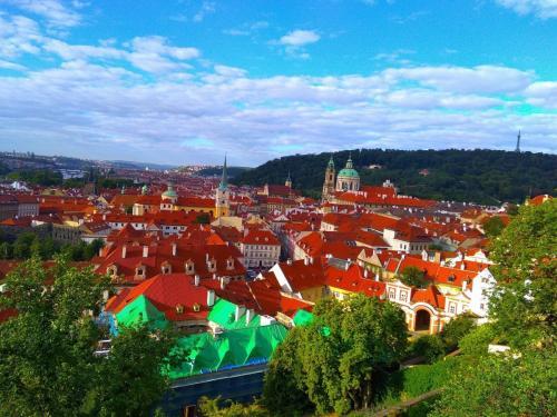 Prague - Praha - Praga - Прага